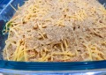 healthy chicken noodle casserole for kids and family