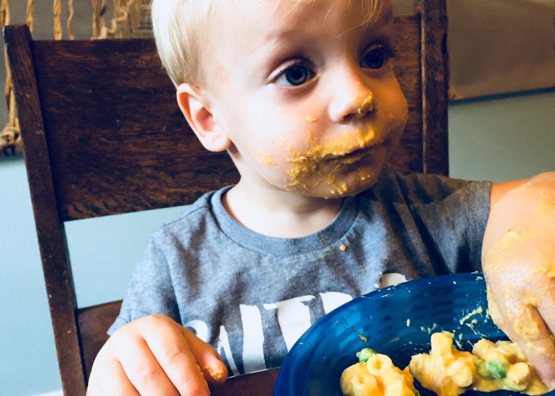 healthy mac n cheese for kids and family